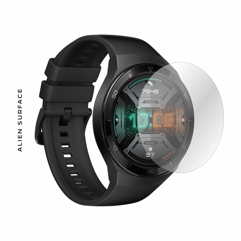 Huawei Watch GT 2e folie protectie Alien Surface