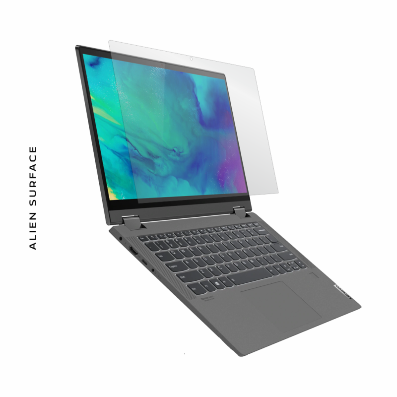 Lenovo IdeaPad Flex 5, 14 inch folie protectie Alien Surface