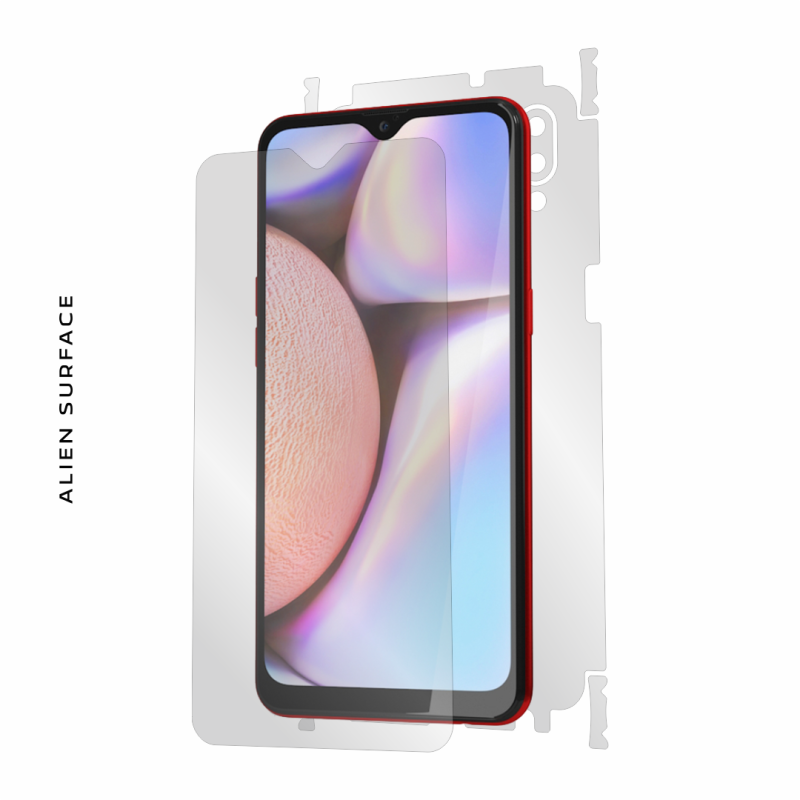 Samsung Galaxy A10s folie protectie Alien Surface