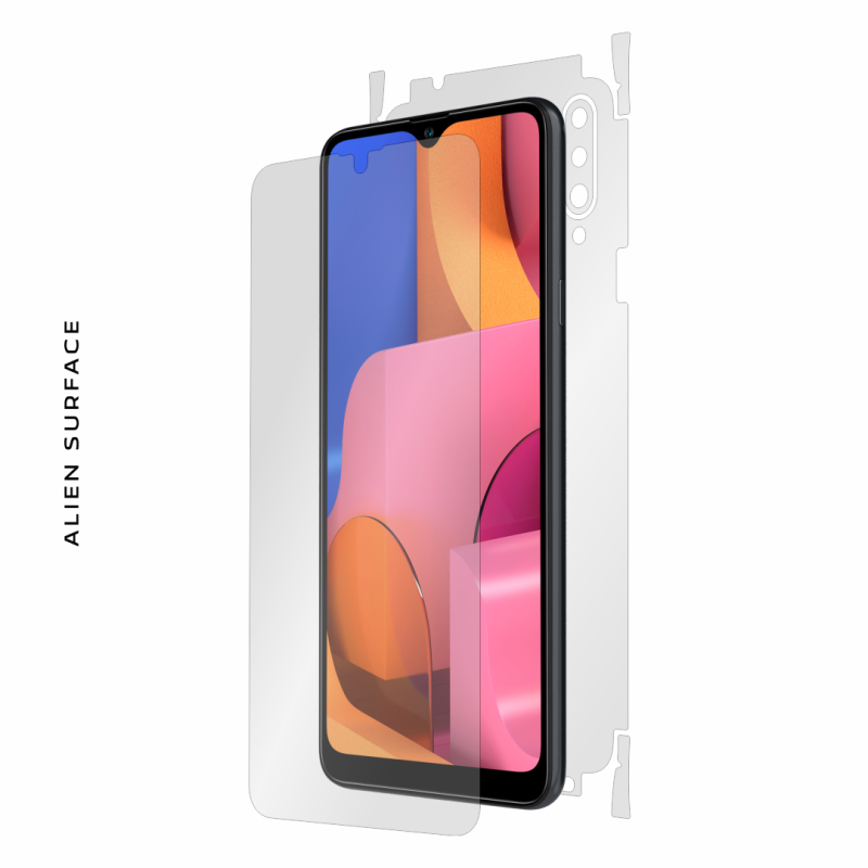 Samsung Galaxy A20s folie protectie Alien Surface