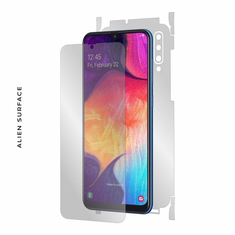 Samsung Galaxy A30s folie protectie Alien Surface