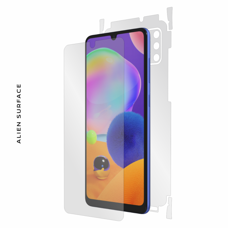 Samsung Galaxy A31 folie protectie Alien Surface