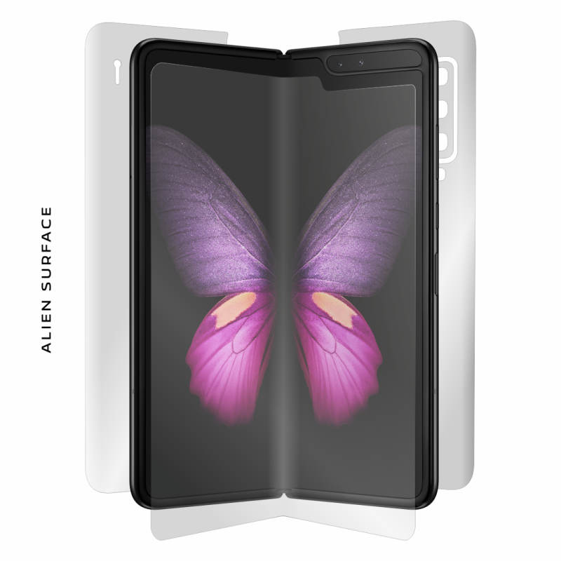 Samsung Galaxy Fold folie protectie Alien Surface