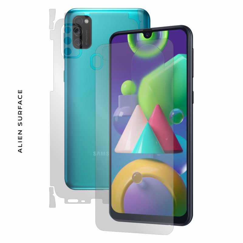 Samsung Galaxy M21 folie protectie Alien Surface