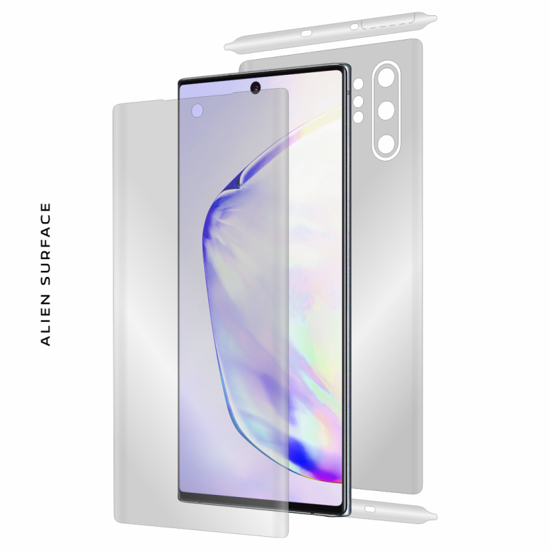 Samsung Galaxy Note 10 Plus 5G folie protectie Alien Surface