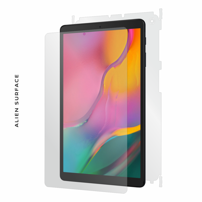 Samsung Galaxy Tab A 10.1 (2019) folie protectie Alien Surface