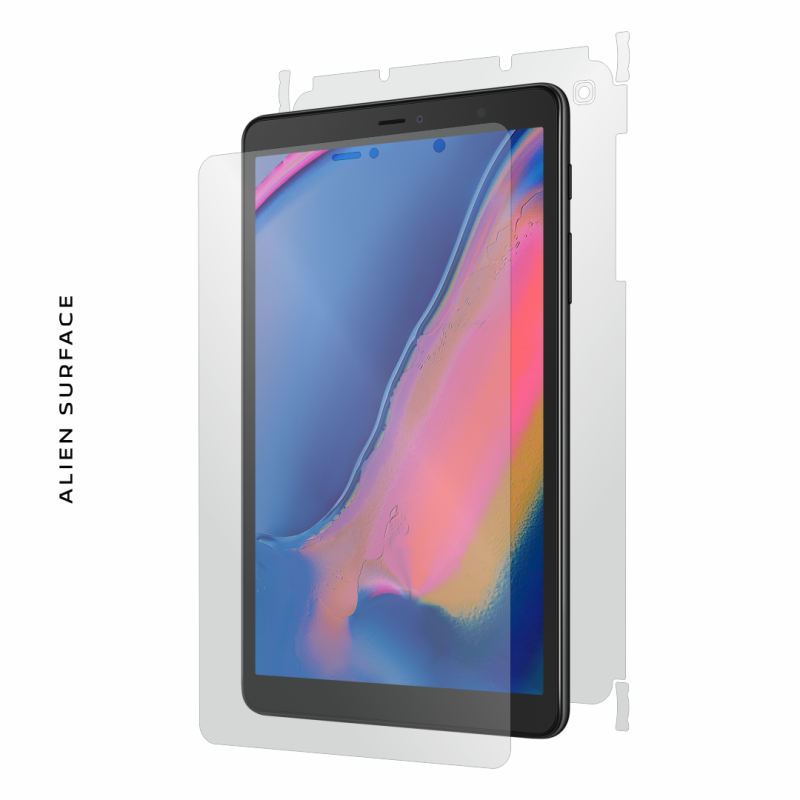Samsung Galaxy Tab A 8.0 (2019) folie protectie Alien Surface