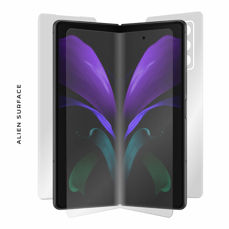 Samsung Galaxy Z Fold 2 5G folie protectie Alien Surface