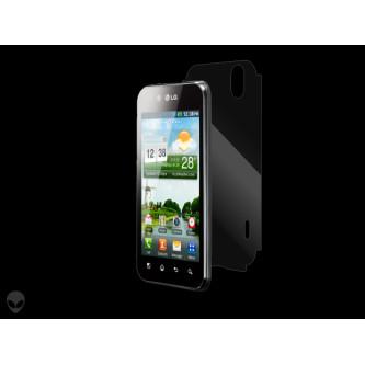 LG Optimus Black P970 back