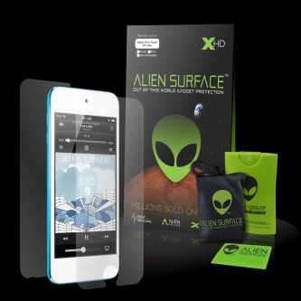 Apple iPod Touch 5th folie protectie Alien Surface HD