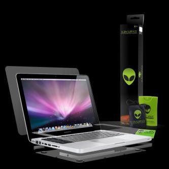 Apple MacBook Pro 13 inch Unibody 2009-2011 folie protectie Alien Surface