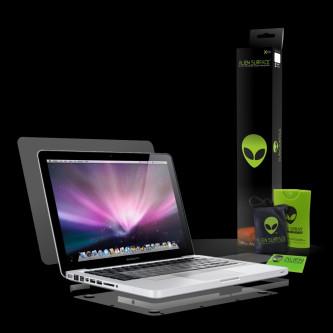 Apple MacBook Pro 15 inch Unibody 2009-2012 folie protectie Alien Surface