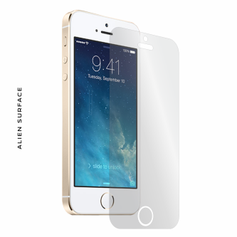 Apple iPhone SE folie protectie Alien Surface