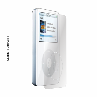Apple iPod Video 60GB - 80GB folie protectie Alien Surface