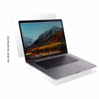 Apple MacBook Pro 15 inch Touch Bar 2016-2019 folie protectie Alien Surface