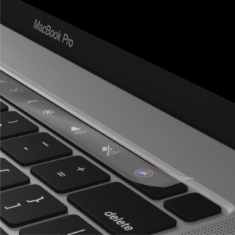 Apple MacBook Pro 16 inch (2020) folie protectie Alien Surface