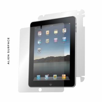Apple iPad 4 folie protectie Alien Surface