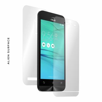 Asus ZenFone Go ZB452K folie protectie Alien Surface