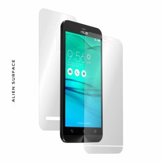 Asus ZenFone GO ZB500KG folie protectie Alien Surface