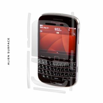 BlackBerry Bold 9900 folie protectie Alien Surface