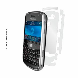 BlackBerry Curve 8900 folie protectie Alien Surface