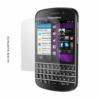 BlackBerry Q10 folie protectie Alien Surface