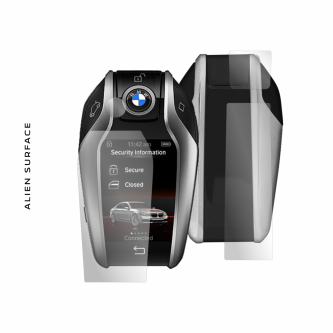BMW Display Key folie protectie Alien Surface