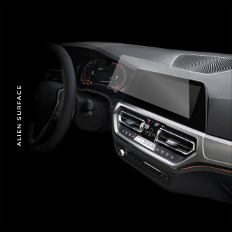 BMW Seria 1 (2019) Display Multimedia folie protectie Alien Surface