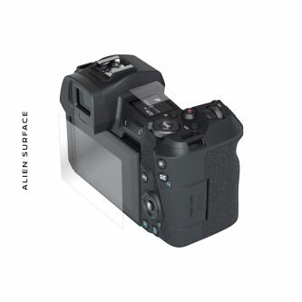 Canon EOS R folie protectie Alien Surface