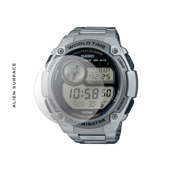 Casio CPA-100D 1AVEF folie protectie Alien Surface