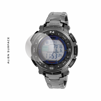 Casio PRW-2500T folie protectie Alien Surface