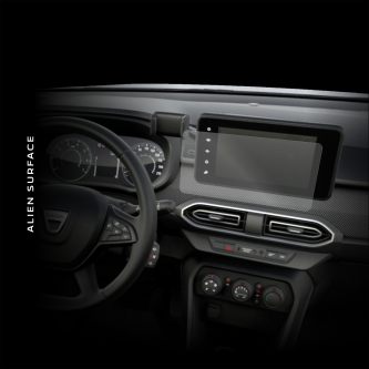 Dacia Sandero (2021) folie protectie Alien Surface