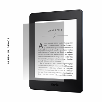 Amazon eBook Kindle Paperwhite Wi-Fi 6 inch folie protectie Alien Surface