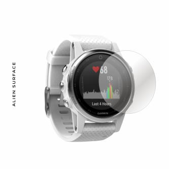 Garmin Fenix 5s folie protectie Alien Surface