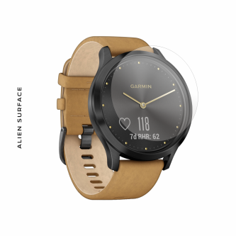 Garmin Vivomove HR Premium folie protectie Alien Surface