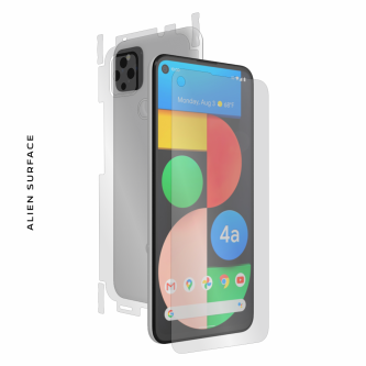 Google Pixel 4a 5G folie protectie Alien Surface
