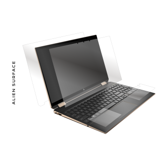 HP Spectre x360 13.3 inch (13-aw0000xx) folie protectie Alien Surface