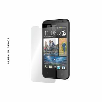HTC Desire 300 folie protectie Alien Surface