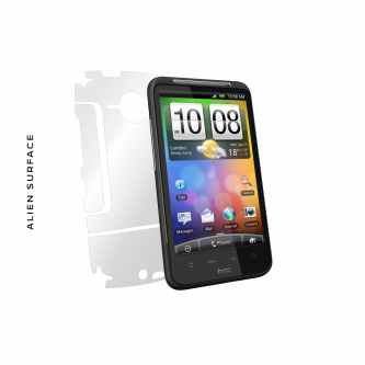 HTC Desire HD folie protectie Alien Surface