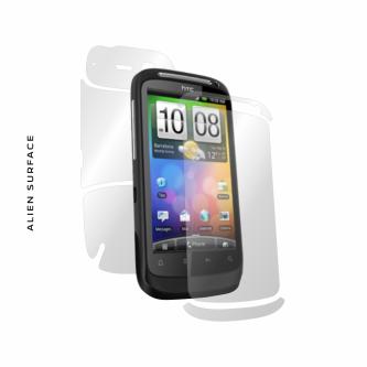 HTC Desire S folie protectie Alien Surface