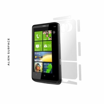 HTC HD7 folie protectie Alien Surface