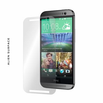 HTC One M8 folie protectie Alien Surface
