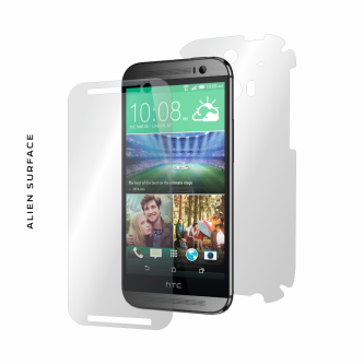 HTC One M8s folie protectie Alien Surface