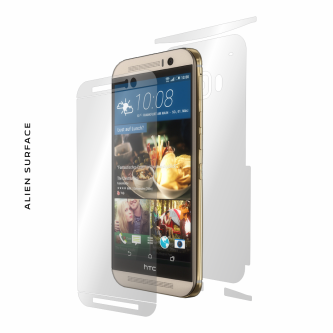 HTC One M9 Prime Camera folie protectie Alien Surface