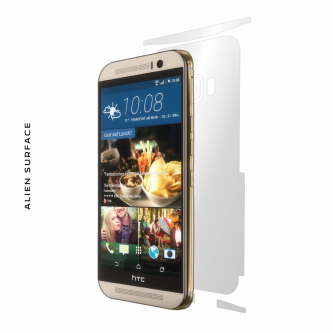 HTC One M9s folie protectie Alien Surface