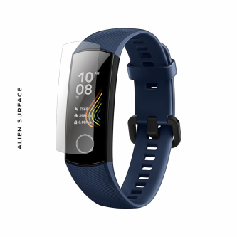 Huawei Honor Band 5 folie protectie Alien Surface
