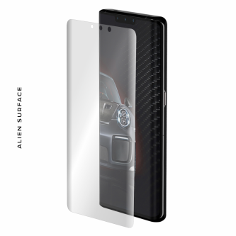 Huawei Mate 30 RS Porsche Design folie protectie Alien Surface