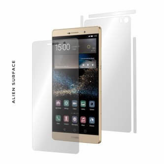 Huawei P8 Max folie protectie Alien Surface
