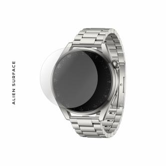 Huawei Watch 3 Pro folie protectie Alien Surface