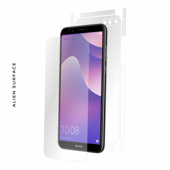 Huawei Y7 Pro (2018) folie protectie Alien Surface